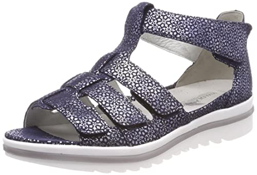 1a126605817 Waldläufer Women s Hakura Gladiator Sandals  Amazon.co.uk  Shoes   Bags