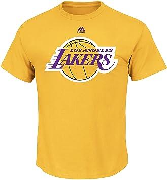 VF LSG Hombres de la NBA logo II camiseta de manga corta básica, hombre,
