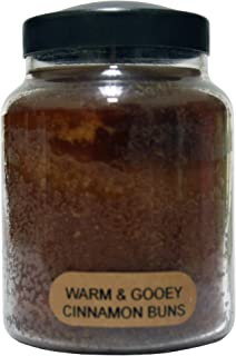 product image for A Cheerful Giver Warm and Gooey Cinnamon Buns Baby Jar Candle, 6-Ounce, 6oz