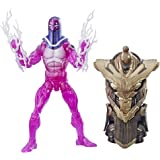 Hasbro Marvel Legends Series 6-inch Living Laser Marvel Comics Collectible Fan Figure