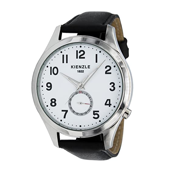 Kienzle 1822 Hombre Reloj de pulsera Radio modelo dw00104