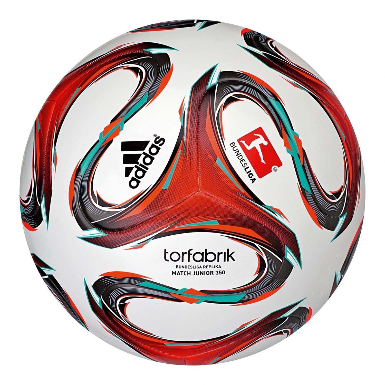 491e4ede839b1 adidas Torfabrik DFL Junior 350 - Balón de fútbol blanco White Solred Vivm  Talla 5  Amazon.es  Deportes y aire libre