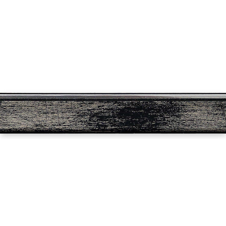 Online Galerie Bingold Bilderrahmen 30 Schwarz Silber 30