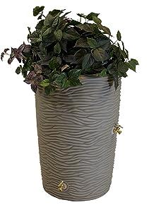 Good Ideas Imp-L50 Impressions Palm Rain Barrel