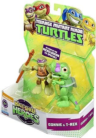 Amazon.com: teenage mutant ninja turtles Metal Heroes Dino ...