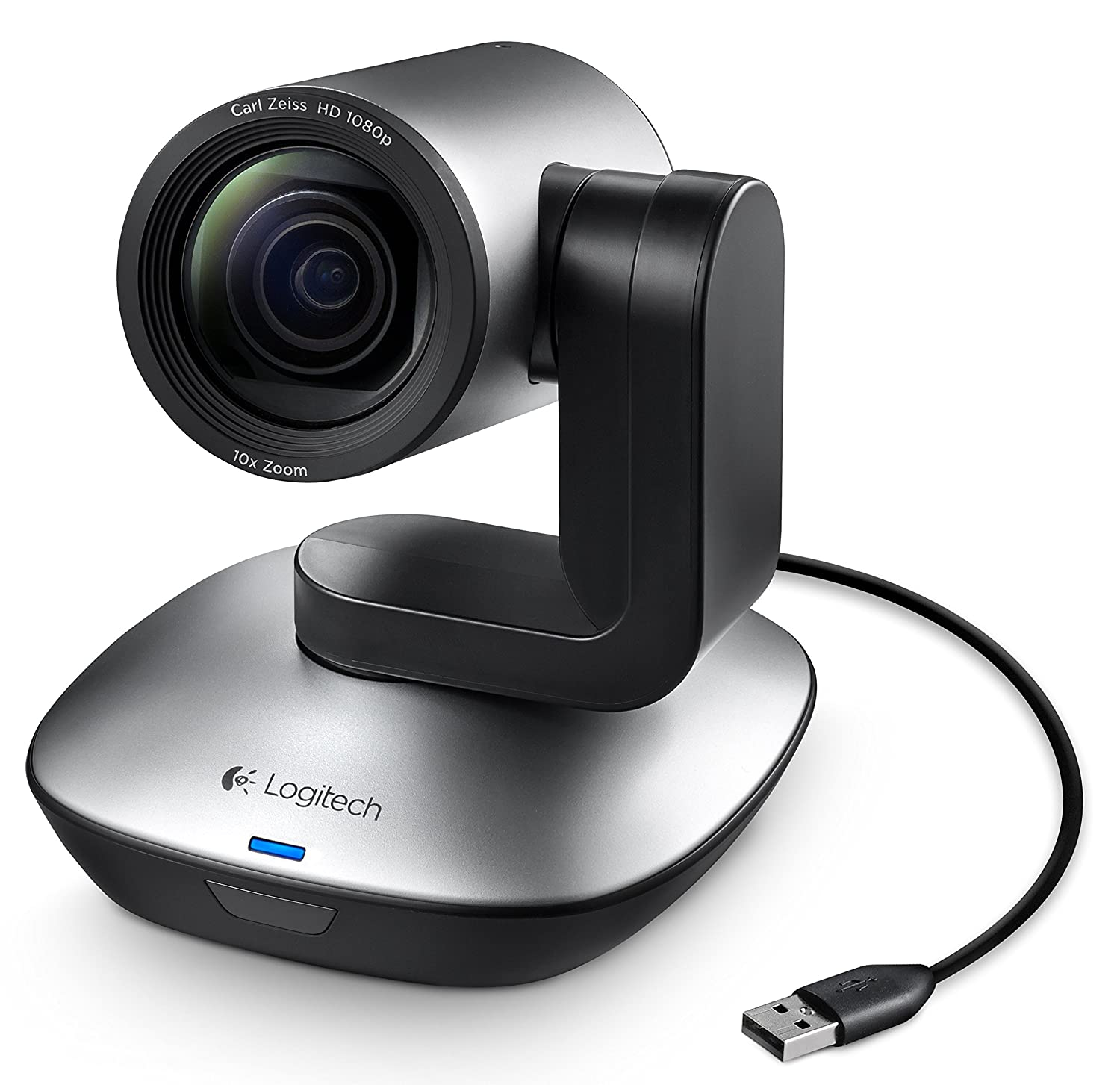 Amazon.com: Logitech PTZ Pro Camera - USB HD 1080p PTZ Video ...