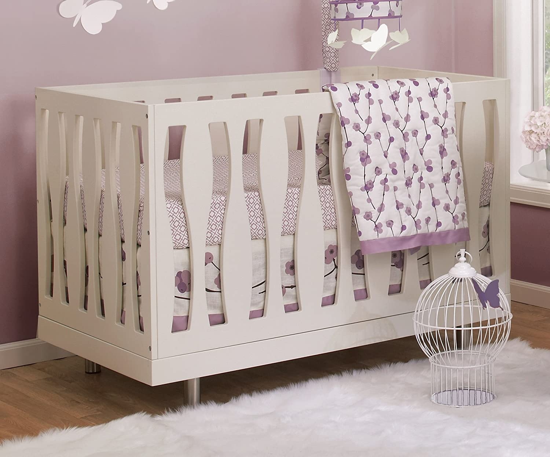 Sophie 4 Piece Baby Crib Bedding Set by Petit Nest by Petit Nest   B0025UDJSS