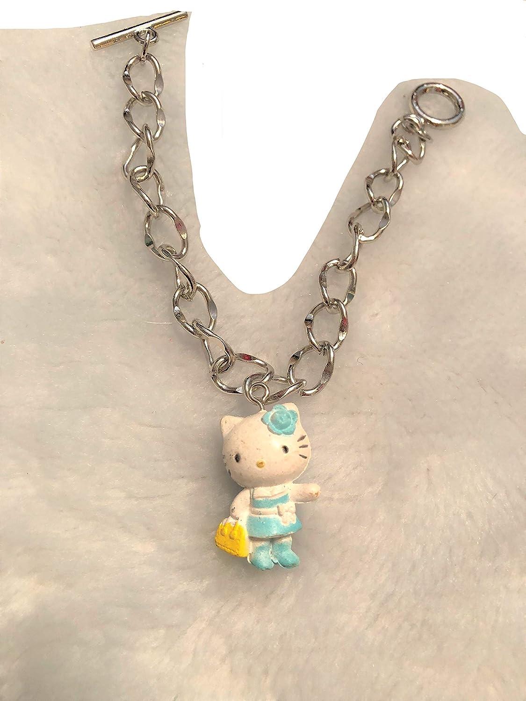 Hello Kitty Girls Charm Bracelet