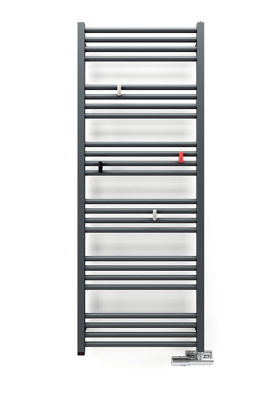 Calentador de CARTUCHO ktx-3 y befuellung, disponible en diferentes tamaños, toallero, Secador de toalla - 1294h x 500b: Amazon.es: Hogar