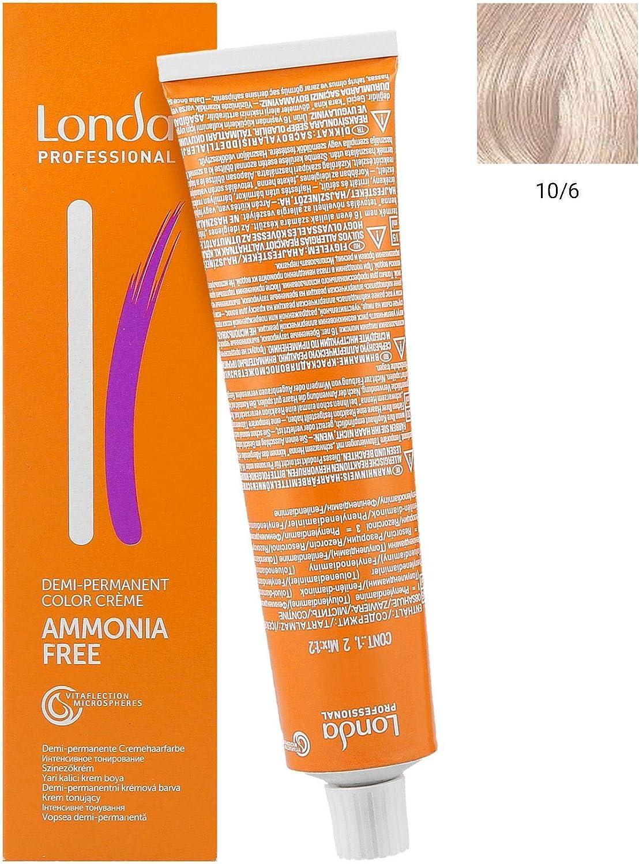 Londa Professional Londacolor INTENSIVE TONING 10/6 Tinte ...