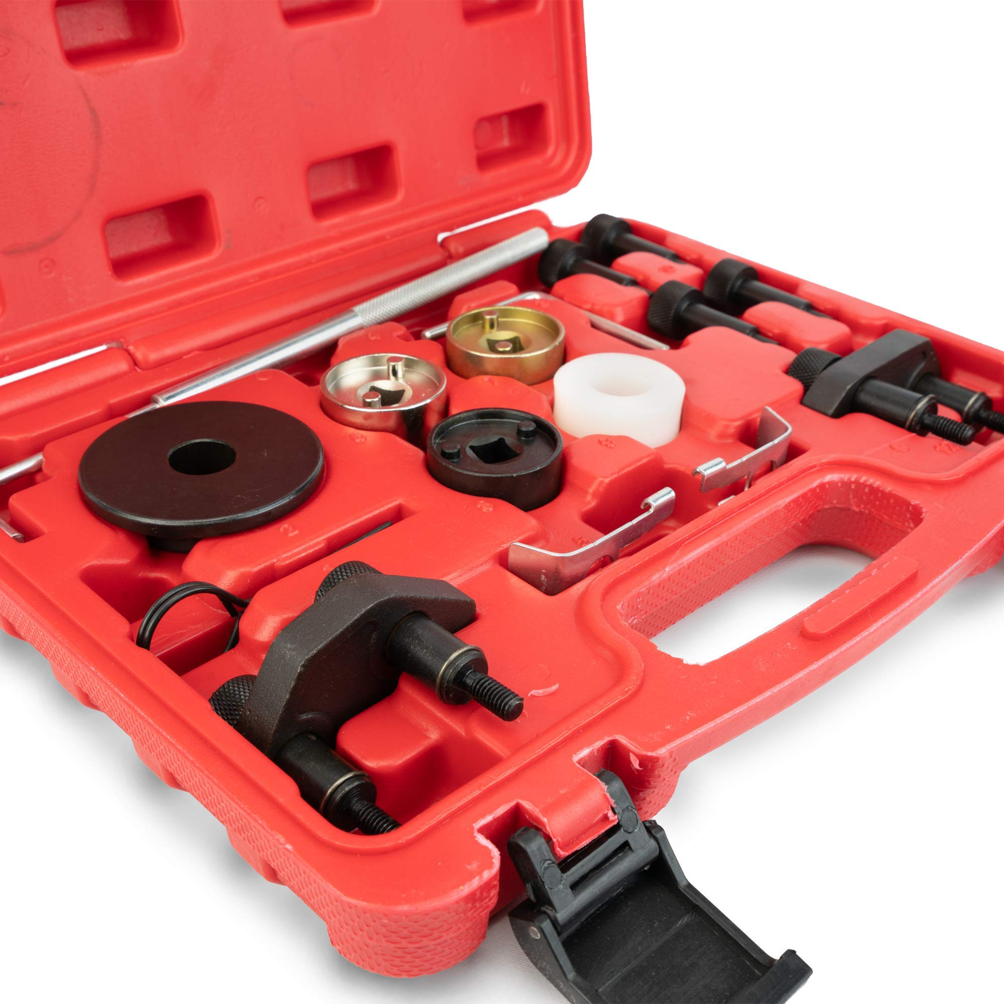 Replacement VAG Volkswagen Audi Timing Tool Kit - 1.8L, 2.0L R4 16V Turbo TSI, TSFI EA888 Engine - Replaces# T10352, T10368, T40098, T40011 & More - Audi Camshaft & Crankshaft Timing Position by Delray Auto Parts (Image #6)