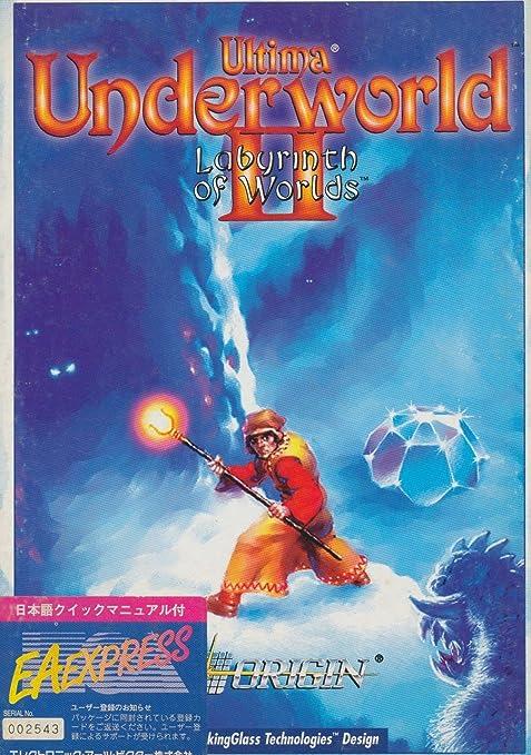 Ultima underworld manual.