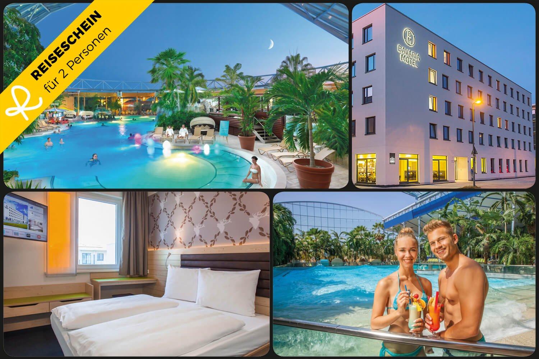 Viaje faros - 3 días para 2 en BM Bavaria Motel en Munich & 2 tageskarten para la calentador Erding-Ebersberg - Hotel cupones de cupones kurzreise Viajes ...