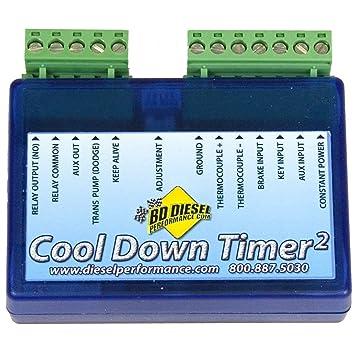 BD Diesel Performance 1081160 Cooldown Timer