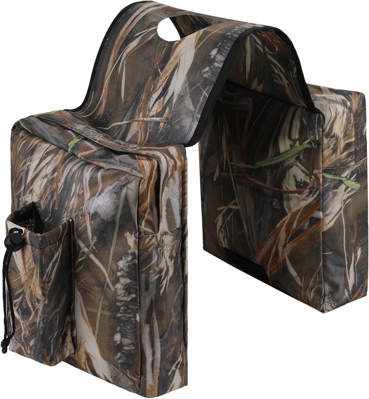 Wilove ATV Cargo Pocket Saddle Bag