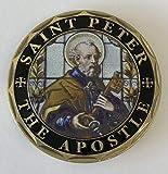 Aizics Mint ST. Peter The Apostle Christian