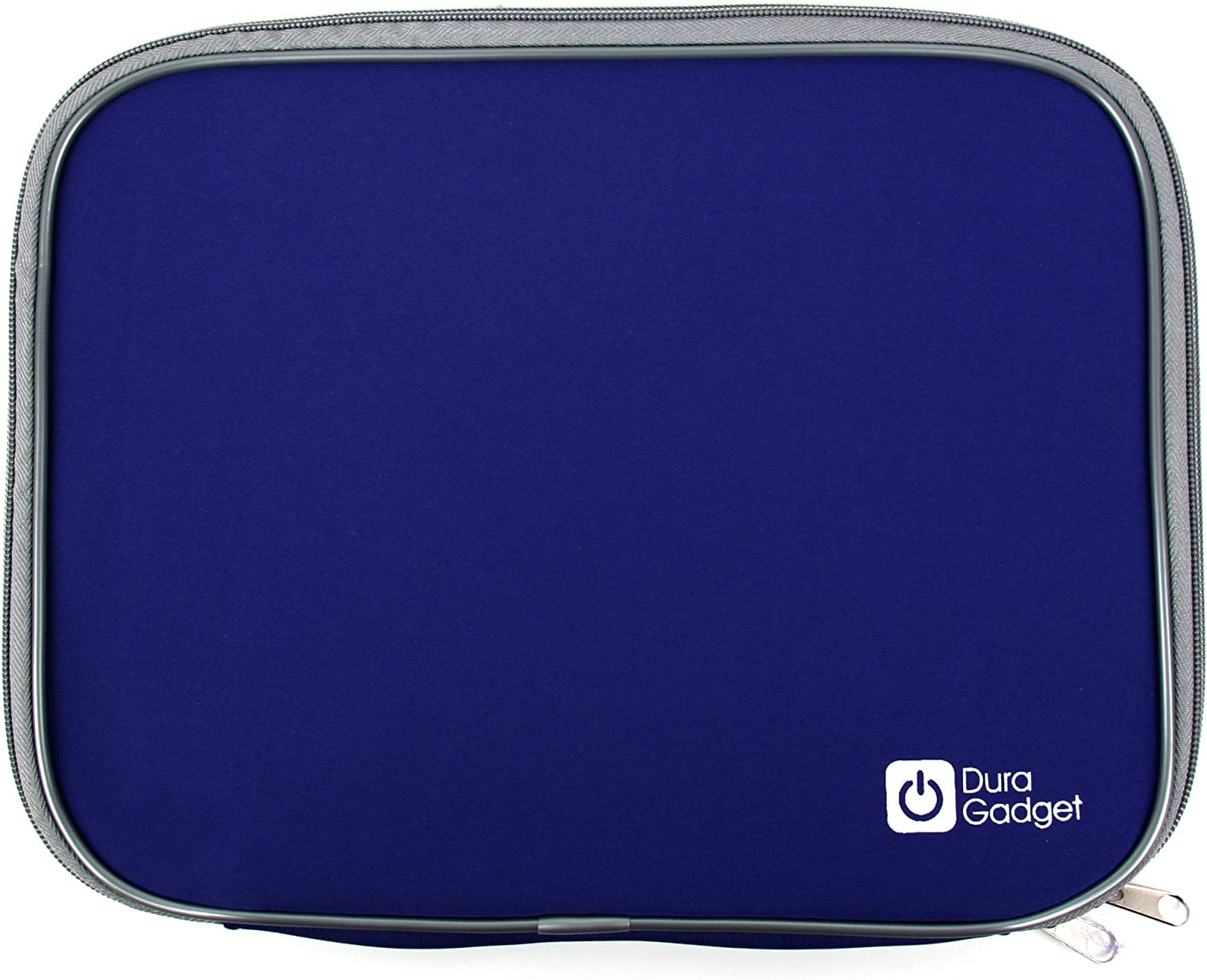 DURAGADGET Protective Splash Resistant Blue Neoprene Laptop Case for Acer AC710 C7 Chromebook (11.6 Inch, Intel Celeron 847 1.1GHz, Chrome OS) & Compaq Mini CQ10-700
