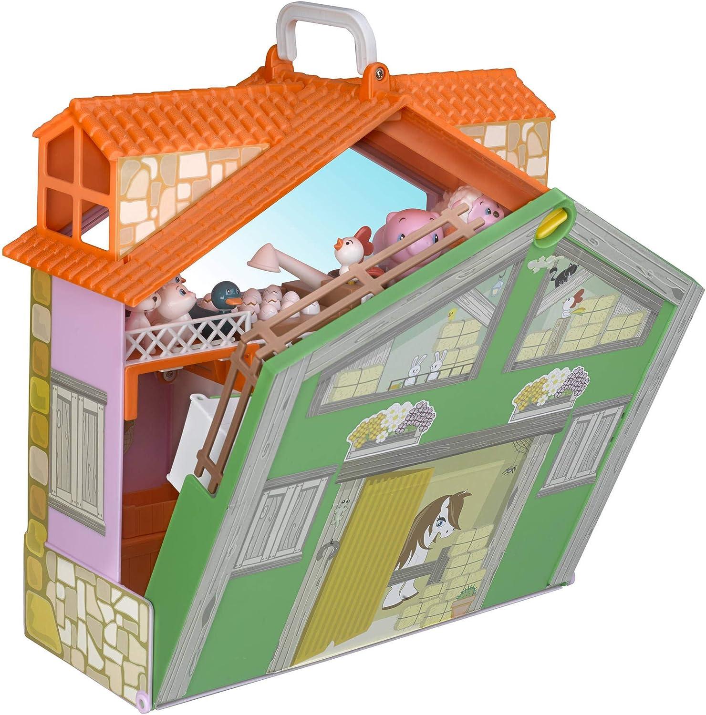 Amazon.es: Barriguitas - Granja Naranja, para Niños Y Niñas de 4 a 8 Años, Multicolor (Famosa 700008711): Juguetes y juegos