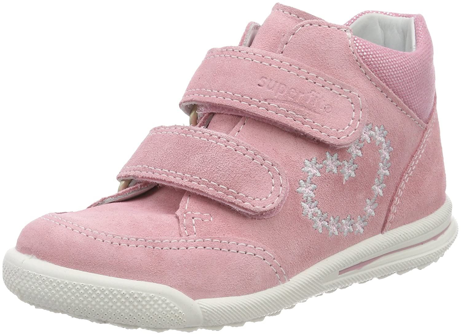 Superfit Baby Girls Avrile Mini Trainers