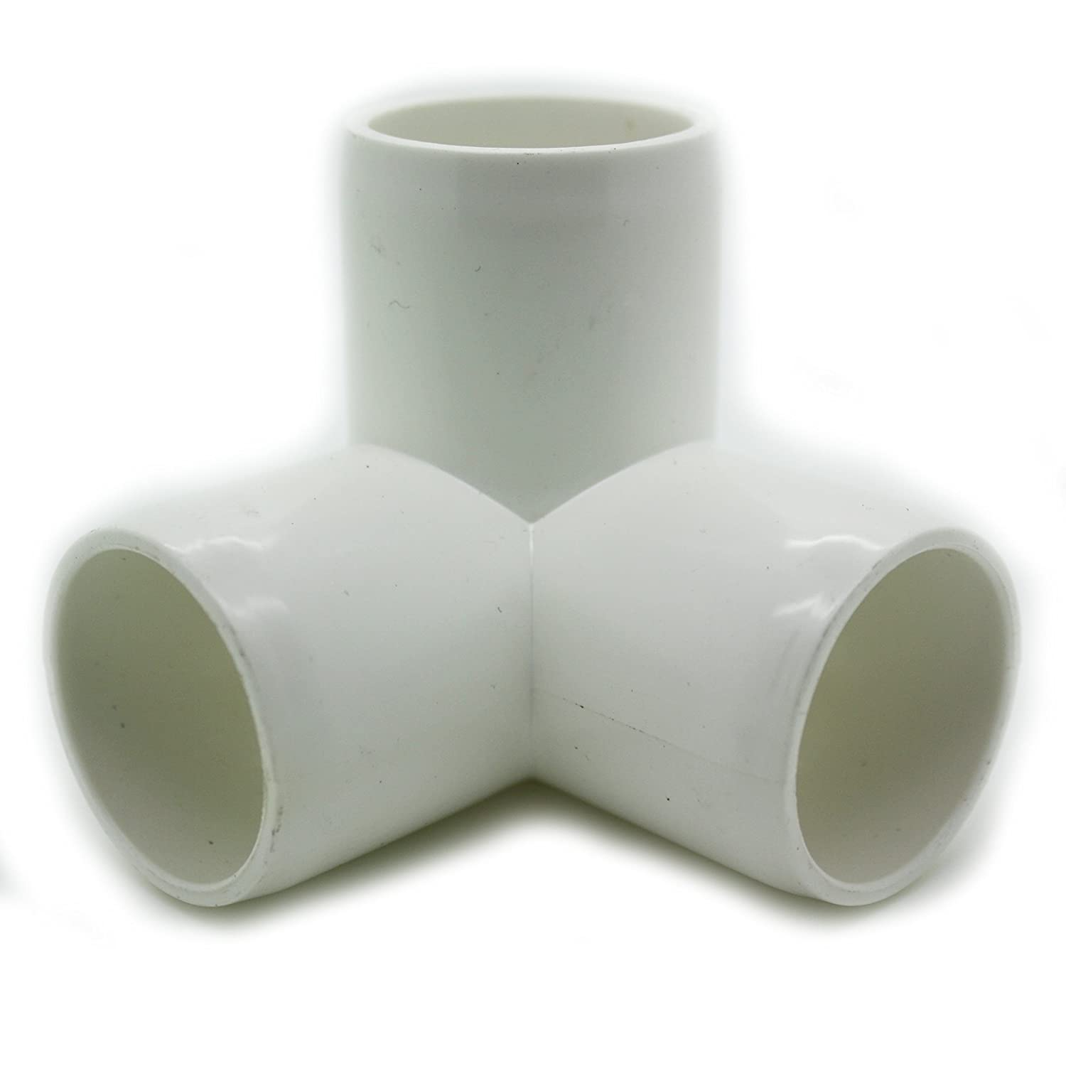 Way tee pvc fitting build heavy duty furniture