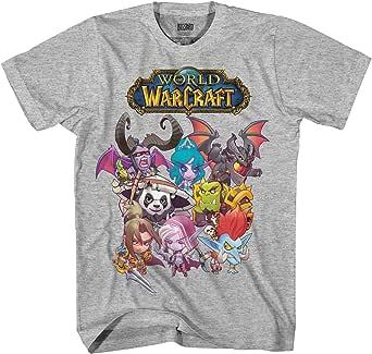 Durotan T SHIRT MEDIUM OFFICAL MERCHANDISE World of Warcraft Men/'s Premium Tee