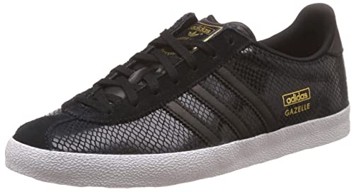 on sale 51d6e c8d31 adidas Gazelle OG W - Zapatillas para Mujer, Color NegroRojo, Talla 38  23 Amazon.es Zapatos y complementos