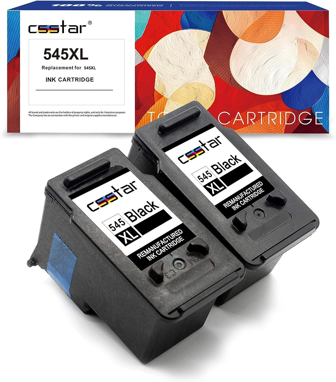 CSSTAR Remanufacturado Cartuchos de Tinta Reemplazo para Canon PG ...