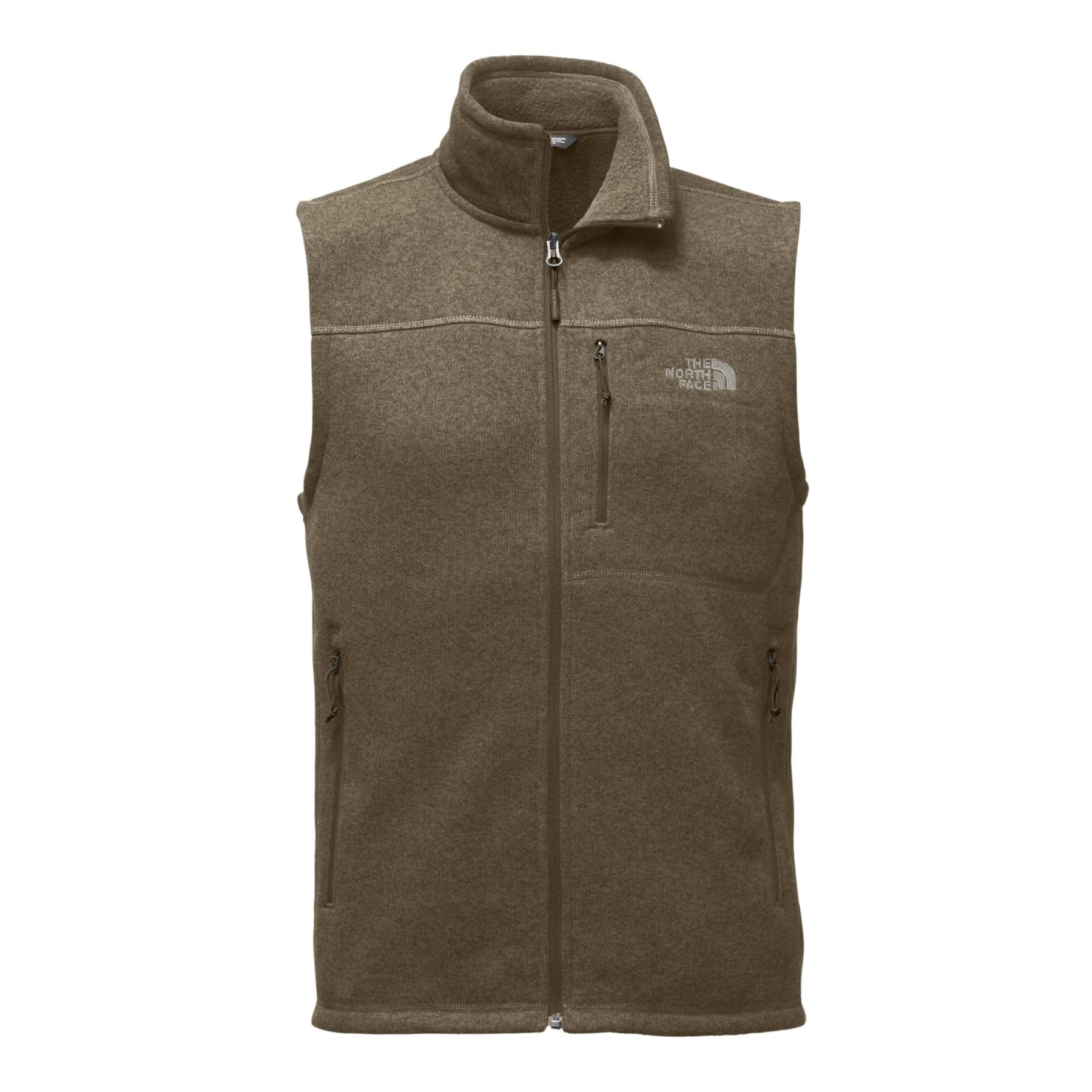 The North Face Men's Gordon Lyons Vest - Beech Green Heather - L by The North Face
