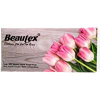 Beautex 2 PLY Soft Pack Facial Tissue, 200ct (Pack of 4)