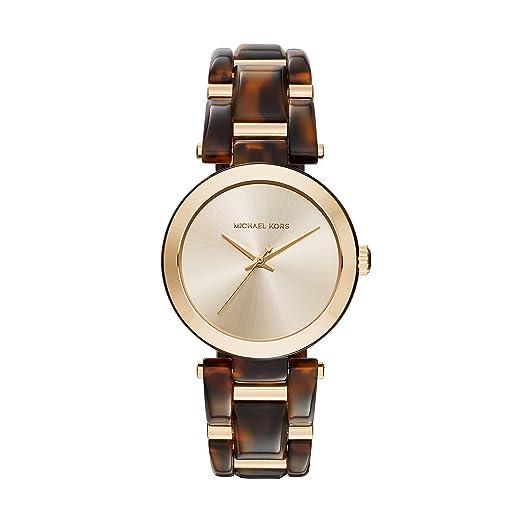 Michael Kors Reloj Digital para Mujer de Cuarzo con Correa en Acero Inoxidable 4053858628038: Amazon.es: Relojes