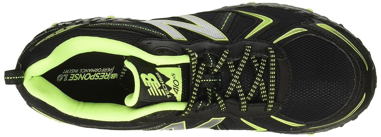 P000430865 New Balance Mens Mt410v5 Cushioning Trail Runner New Balance Athletic Shoe Inc