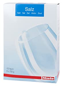 Miele Care Collection Dishwasher Reactivation Salt 9.9 lbs (4.5 Kg)