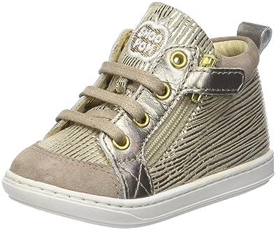 Sandales d/ét/é de Semelle en Caoutchouc b/éb/é ESTAMICO Chaussures b/éb/é Fille Premier Pas