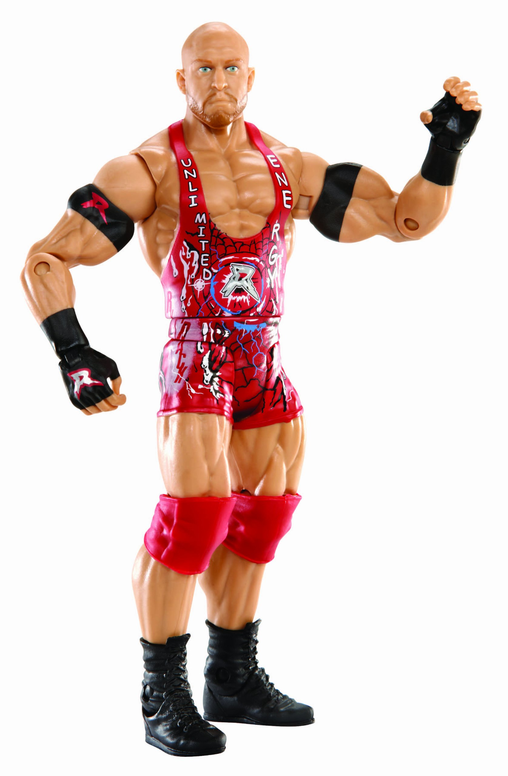 WWE Series 32 Ryback Superstar #53 Figure by WWE