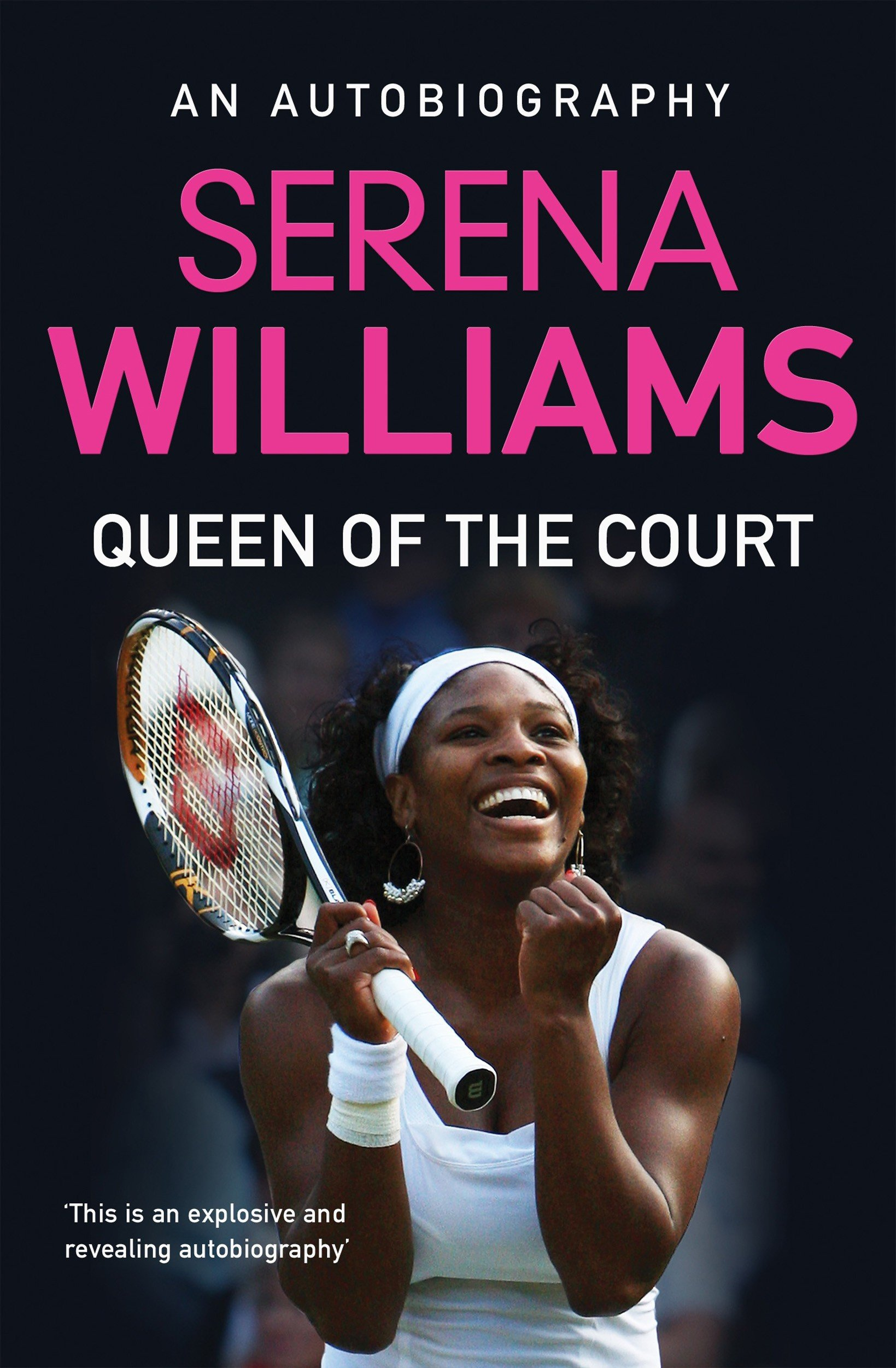 My life queen of the court serena williams 9781847375445 amazon my life queen of the court serena williams 9781847375445 amazon books nvjuhfo Image collections