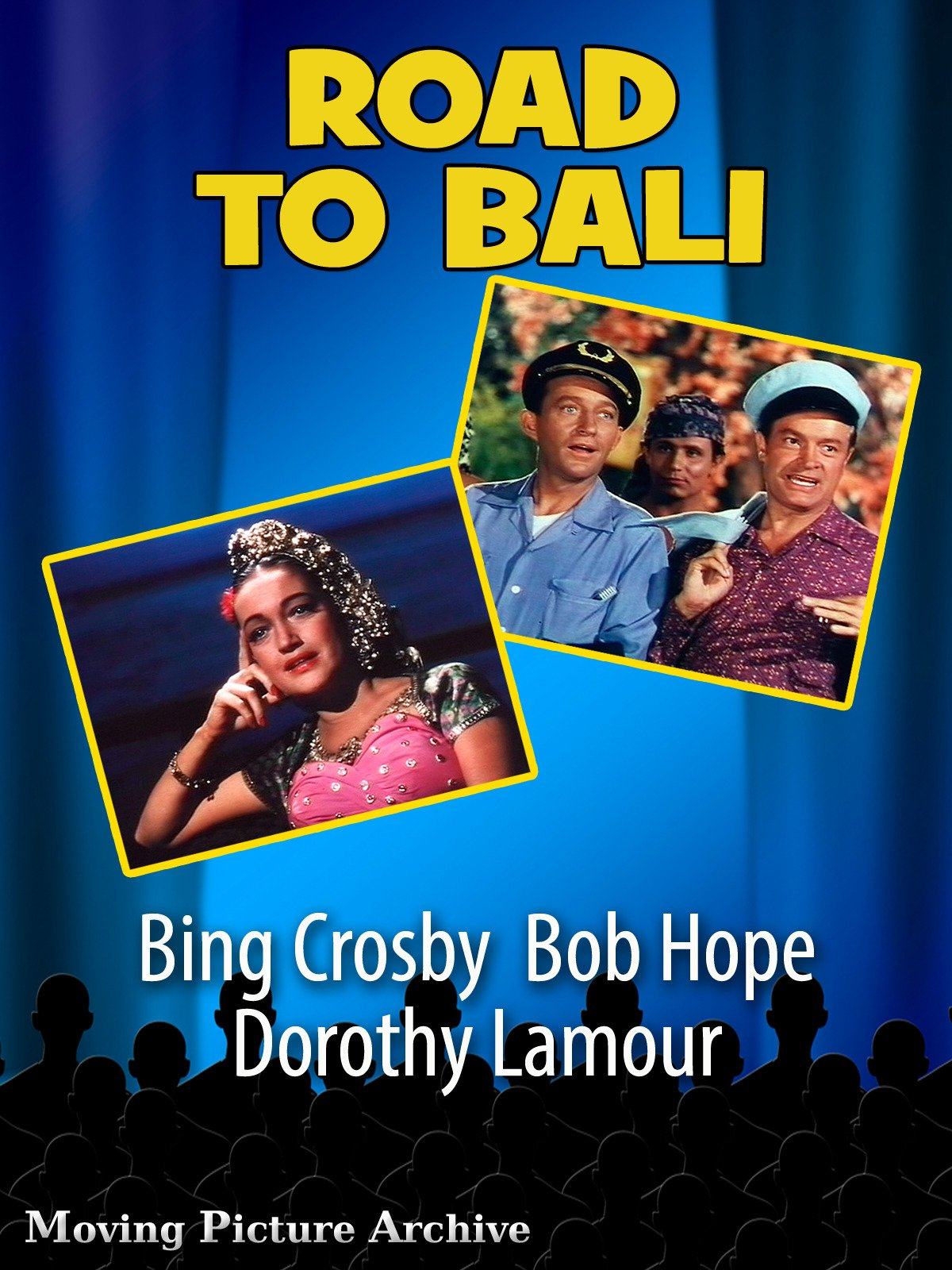 Road To Bali - 1952 - Color (Digitally Remastered Version)