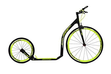 CRUSSIS electrobikes s.r.o. Road Patinete, Negro, Amarillo ...