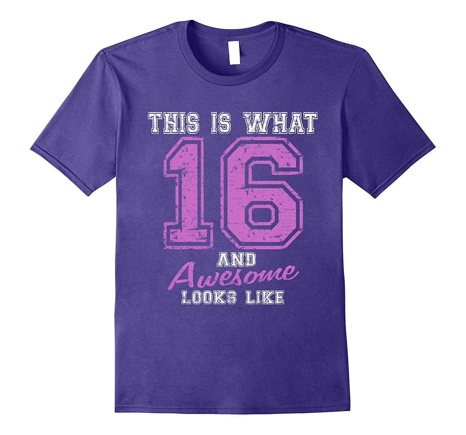 16th Birthday Shirt 16 Year Old Girl Gifts Ideas BN