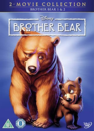 Amazon Com 2 Movie Collection Brother Bear Brother Bear 2 Dvd Movies Tv