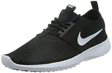 c28541ca2 Nike Women s Juvenate Sneaker Black White 5.5 ...