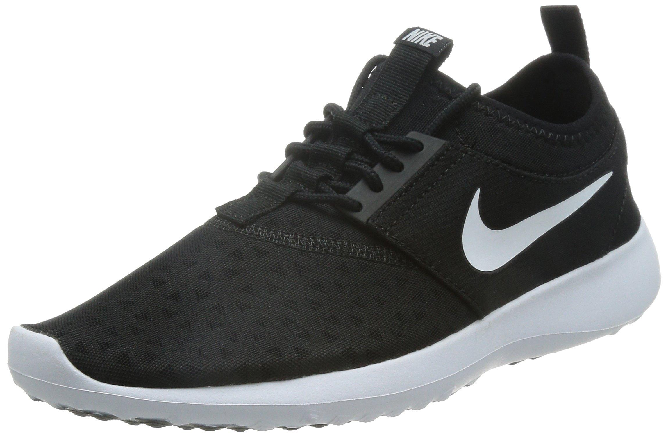 buy online 1baaf f0ba3 Galleon - Nike Women s Juvenate Sneaker Black White 6.5 B US