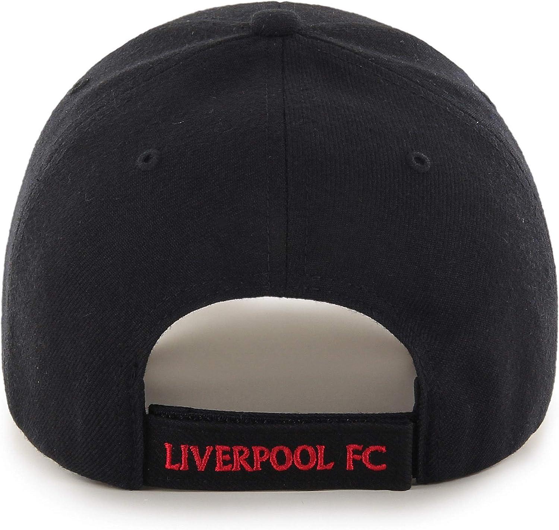 47 Liverpool FC Gorra, (Charcoal), Fabricante: Talla única Unisex ...