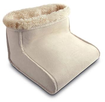 Daga BM-multi chauffe-pieds, 100 w, 4 niveaux de température, daim et extérieur en intérieur, couvre-matelas chauffant en plastique crème