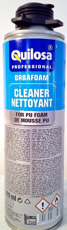 Lote de 10 botes de espumas expansivas de poliuretano (750 ml) para ...