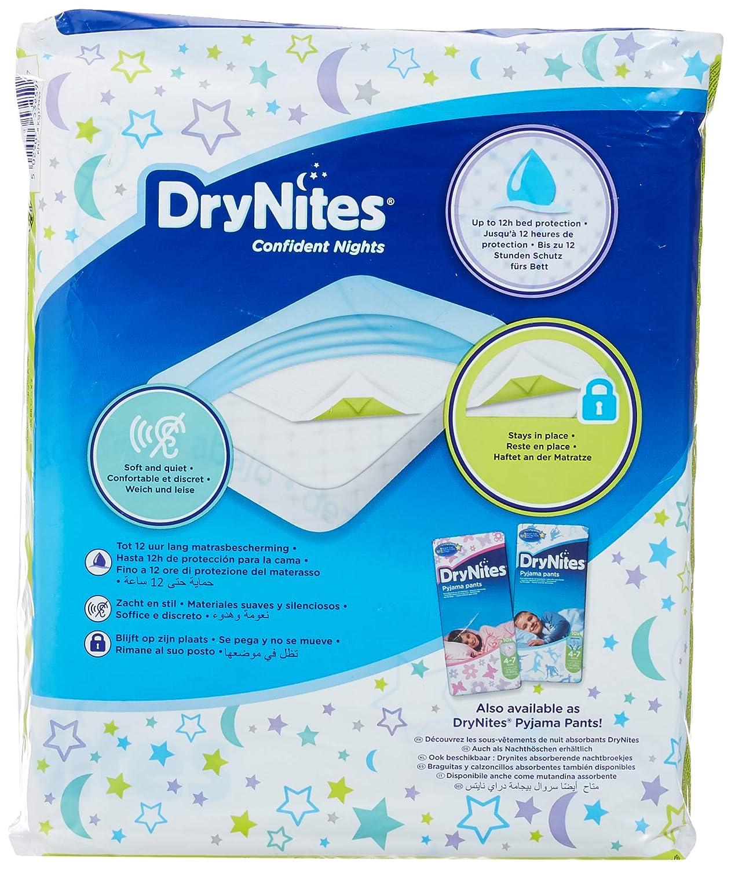 7 St/ück Dry Nites Kinder Bed Mats Betteinlagen