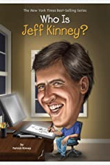 Who Is Jeff Kinney? (Who Was?) Paperback