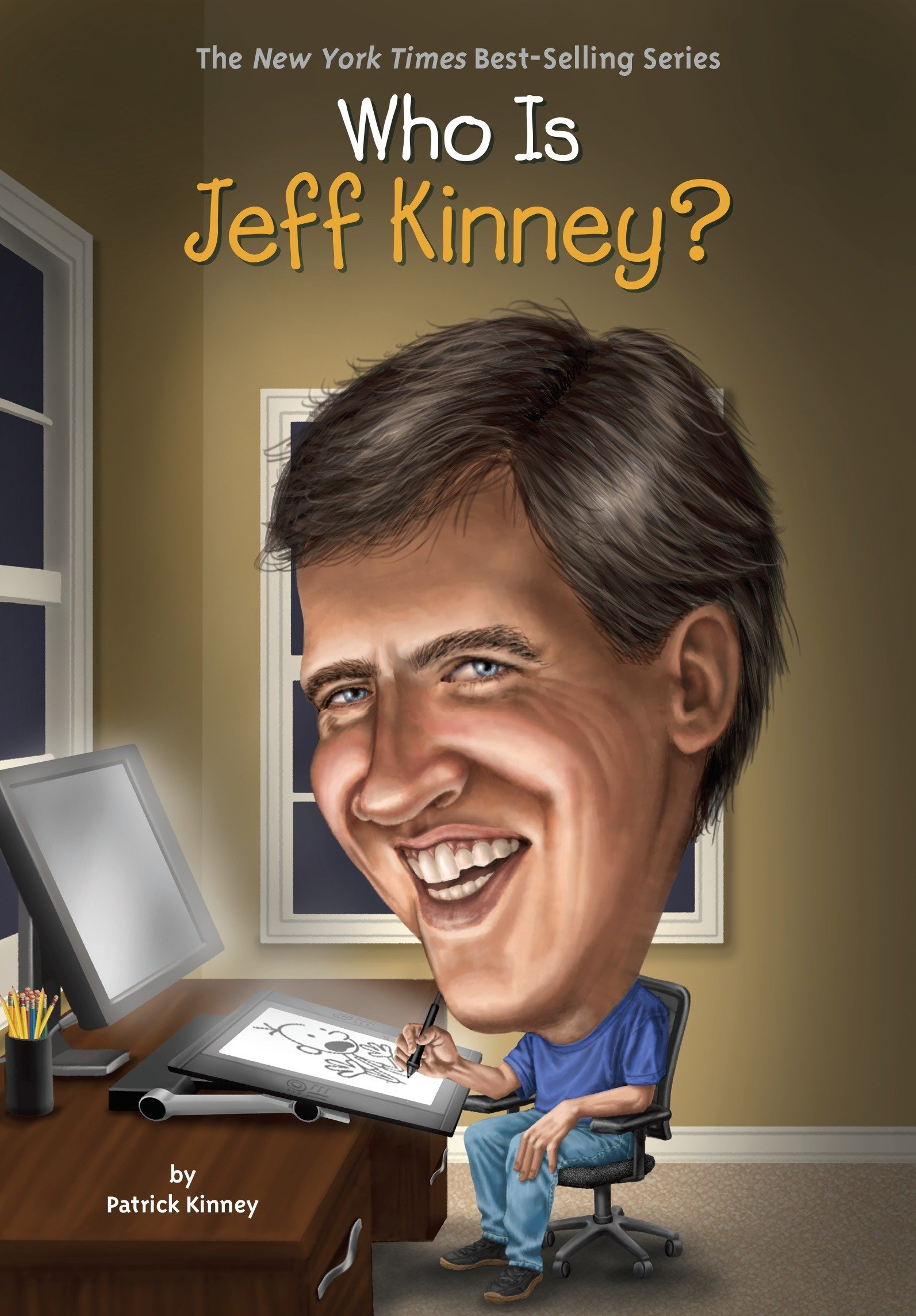jeff kinney place of birth