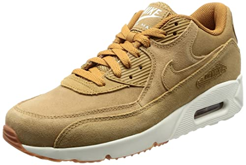 huge selection of b6085 df558 Nike - Air Max 90 Ultra 20 Leather Flax 924447 200 - Color  Honey -