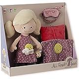 NICI - Mini Cindy, set muñeca con accesorios, 30 cm (39239)