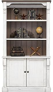 Martin Furniture IMDU4278D Durham Bookcase With Lower Doors
